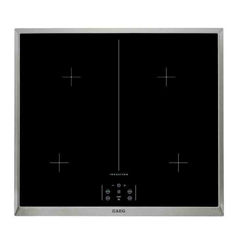 aeg induktionskochfeld he 634400 xb he634400xb induktion. Black Bedroom Furniture Sets. Home Design Ideas